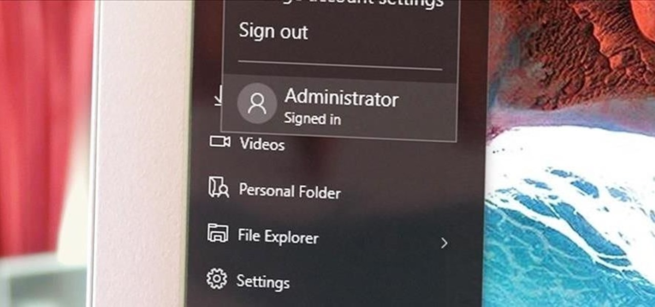 Enable Windows 10 Admin to Remove User Account Control Popups
