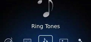 Set a new default ringtone on a BlackBerry smartphone