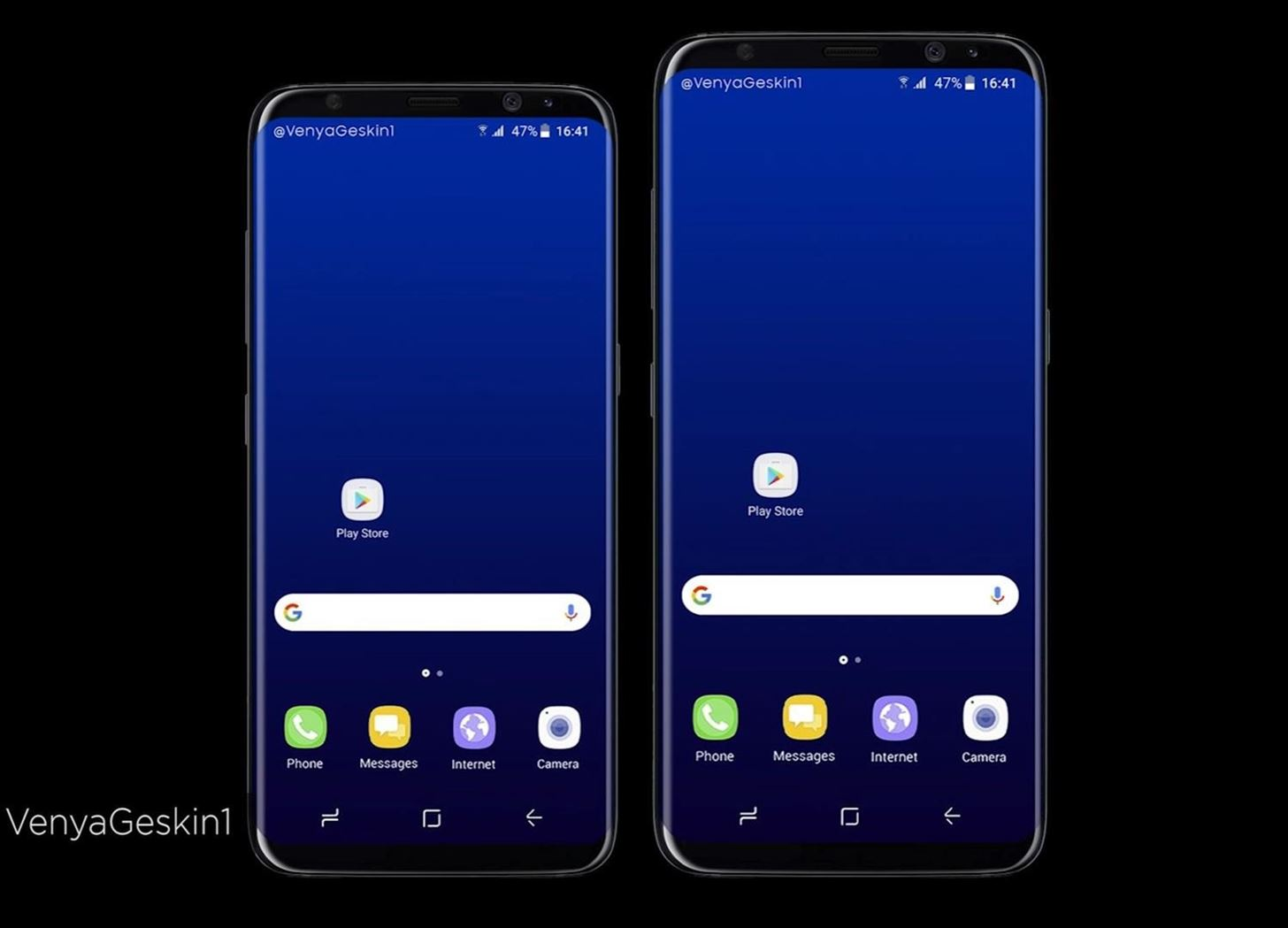 Galaxy S8 Spec Sheet & Pictures Leak—Here's Everything We Know