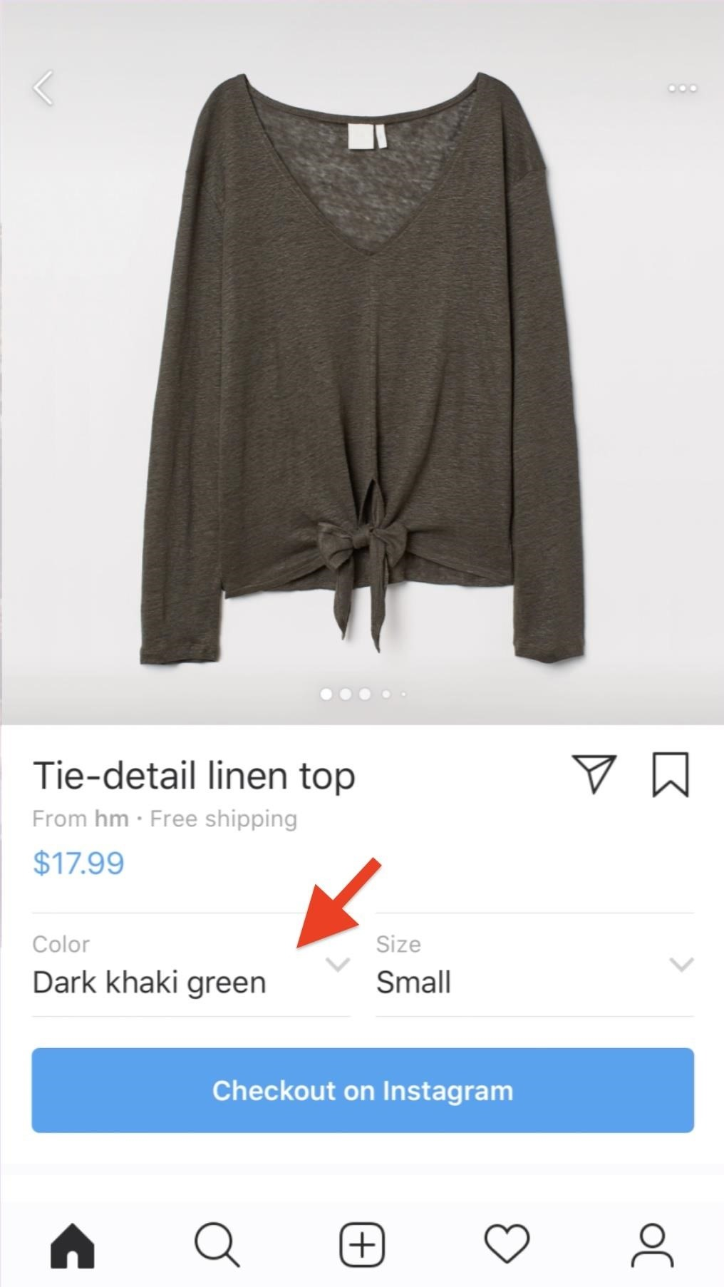 Make Buying Stuff Easier on Instagram with the New Checkout Feature