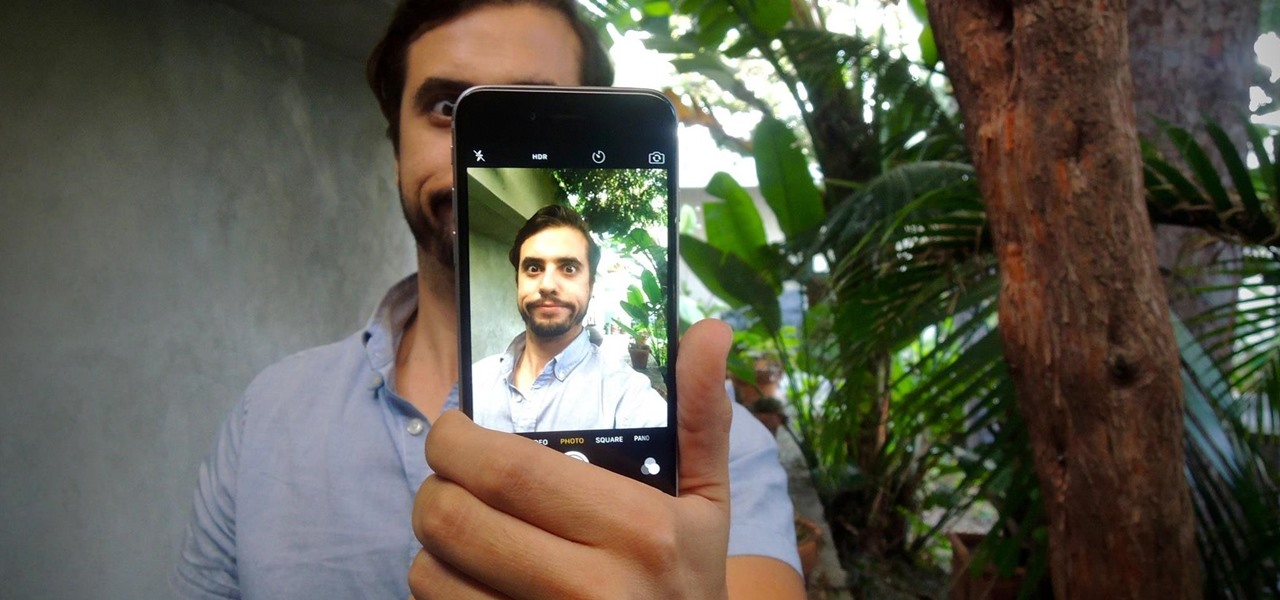The Trick to Taking Perfect Selfies with Your iPhone