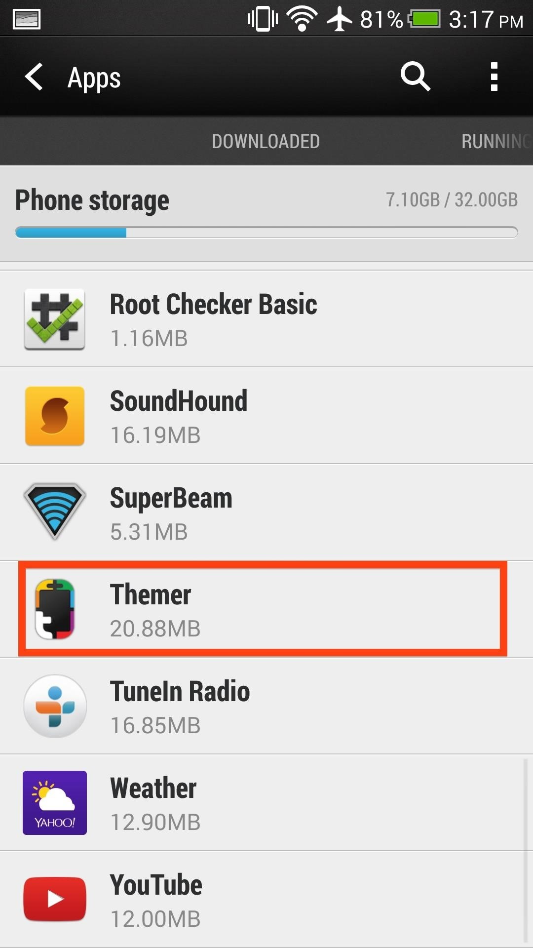 How to Revert Back to the Default Sense Launcher or Switch to a New Launcher on Your HTC One