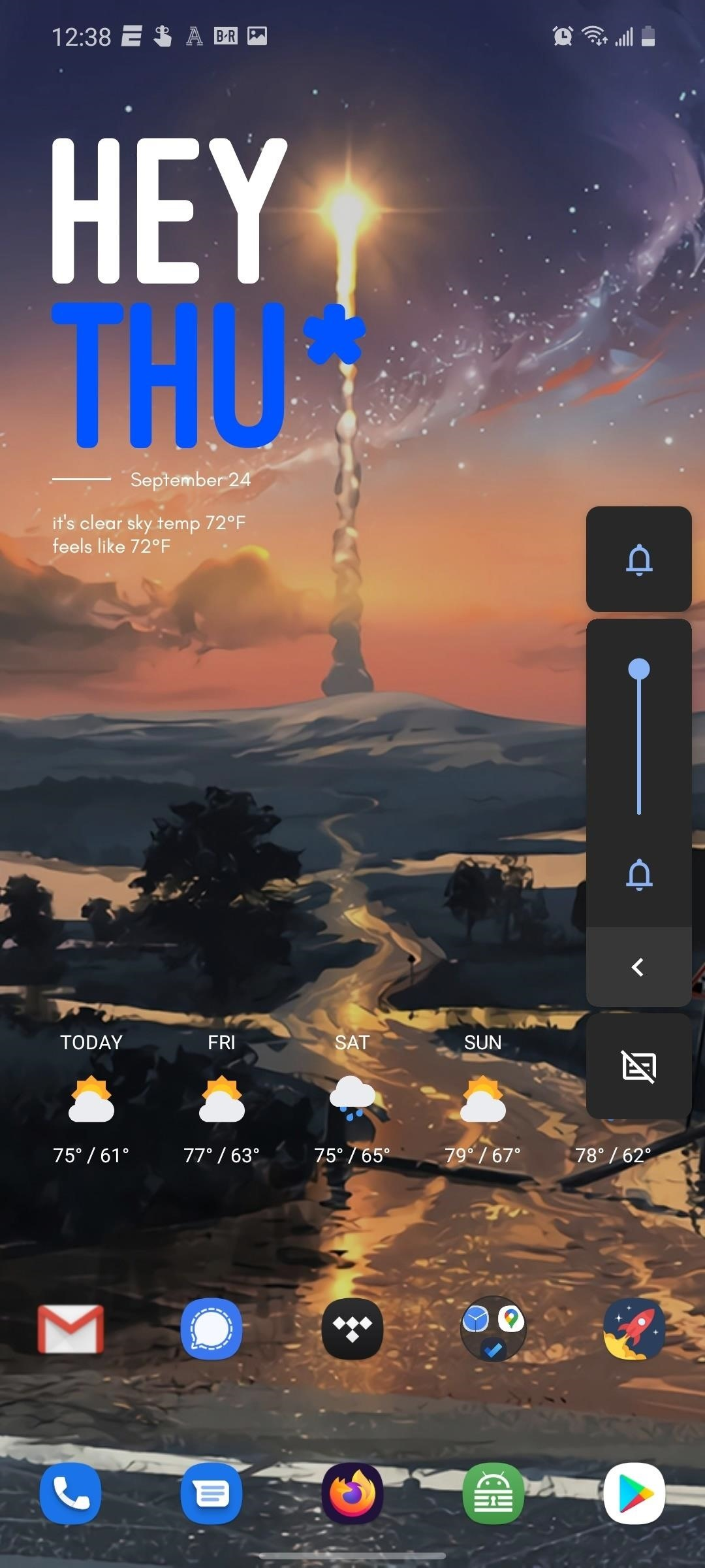 How to Get Stock Android's Volume Panel on Your Samsung Galaxy
