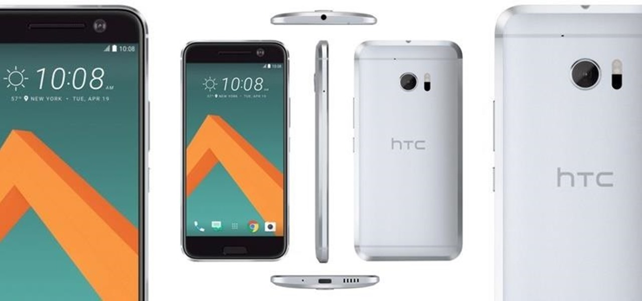 Leaked Images Show Off the Upcoming HTC 10