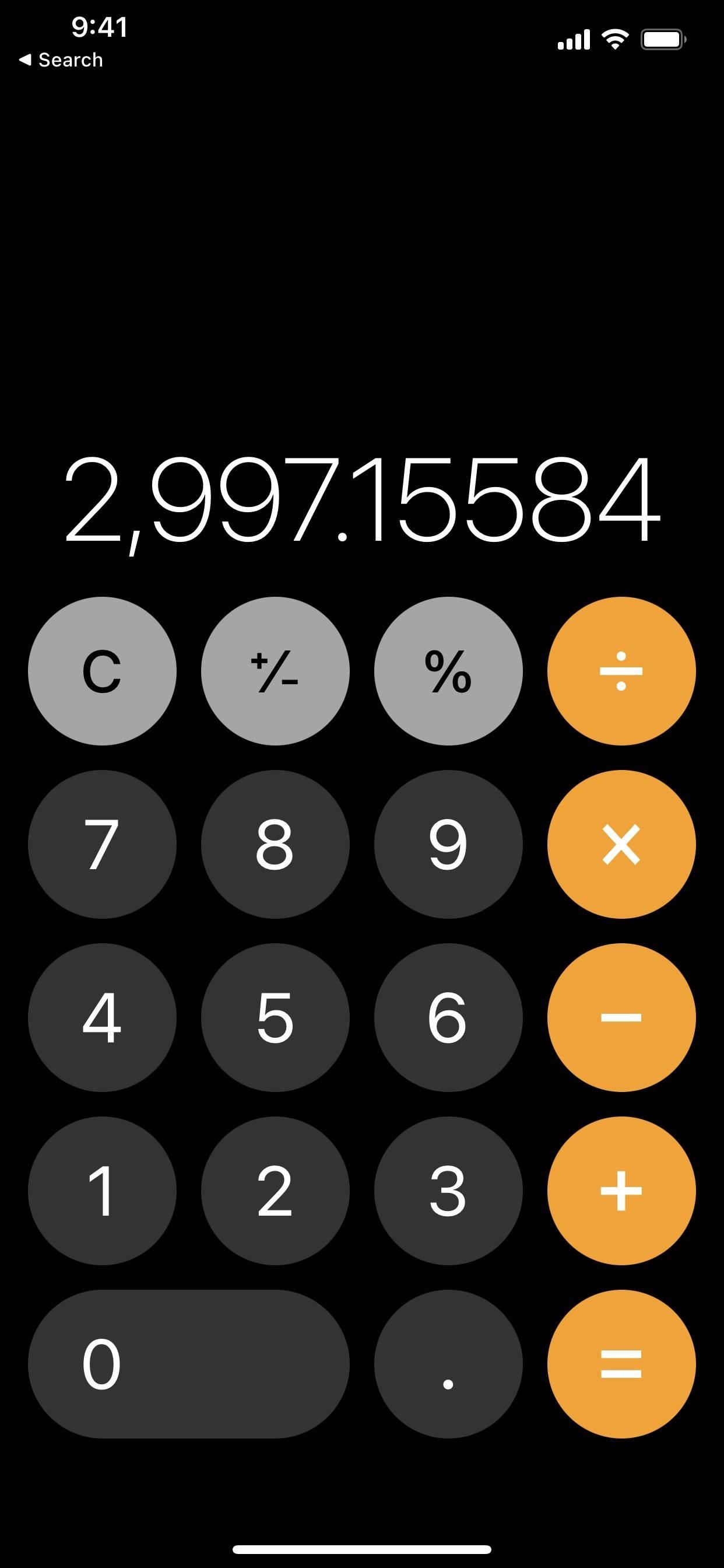 17 Hidden Calculator Tricks for Your iPhone