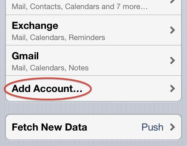 How to Sync Your Google Contacts with Your iOS Device Using CardDAV