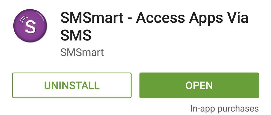 No Data, No Problem—Use SMS to Connect to Your Favorite Web Services on Android