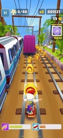 10 jeux de course sans fin gratuits pour Android et iPhone à essayer