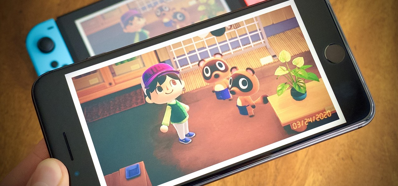 How To Get Your Animal Crossing New Horizons Photos On Your Phone Smartphones Gadget Hacks