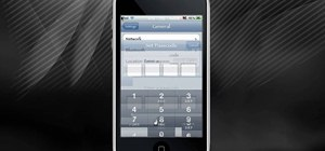 Unlock your iPhone or iPod Touch to bypass the passcode