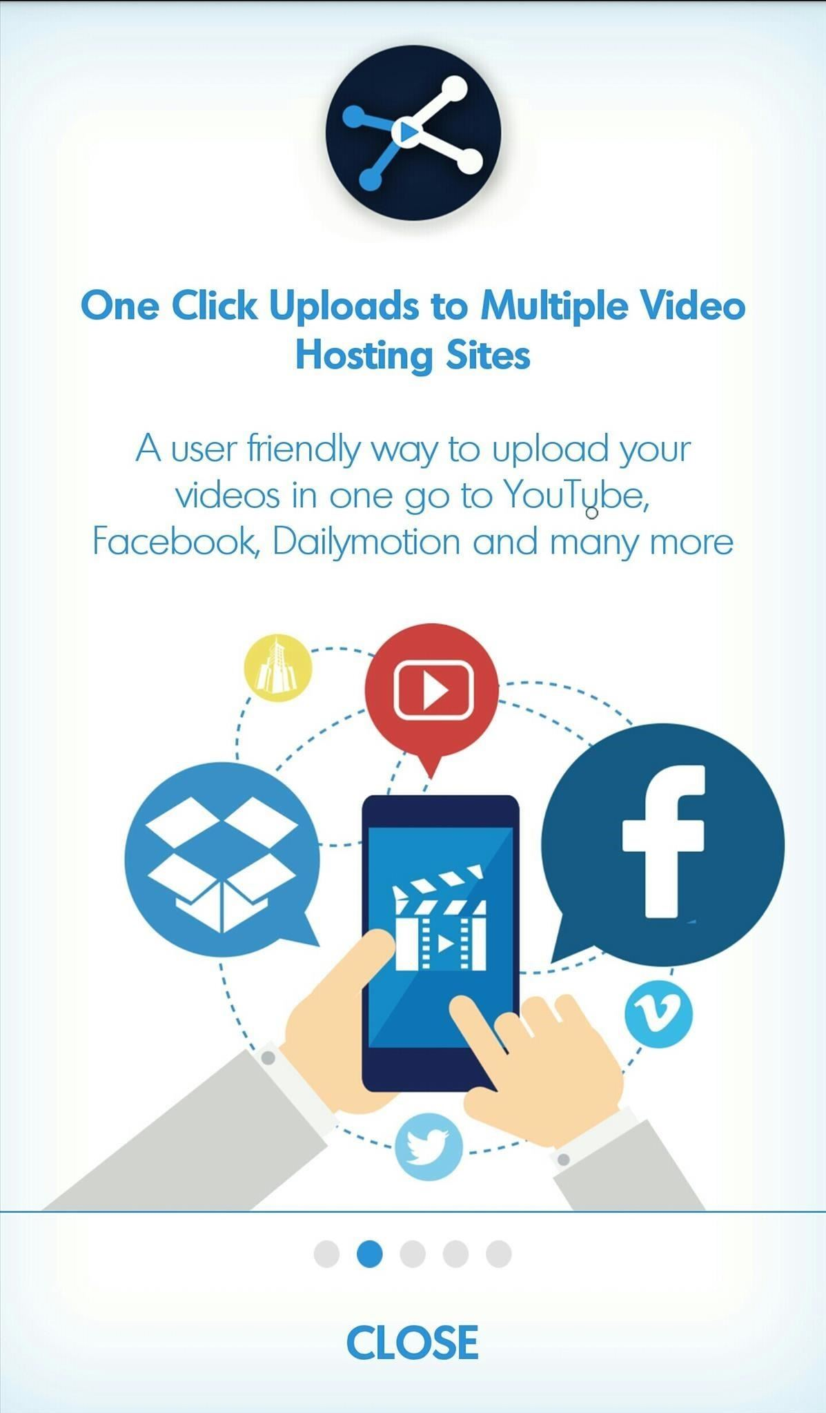 How to Upload Videos to Multiple Video Sites Like YouTube, Facebook, & Dailymotion at Once Using Vid Octopus