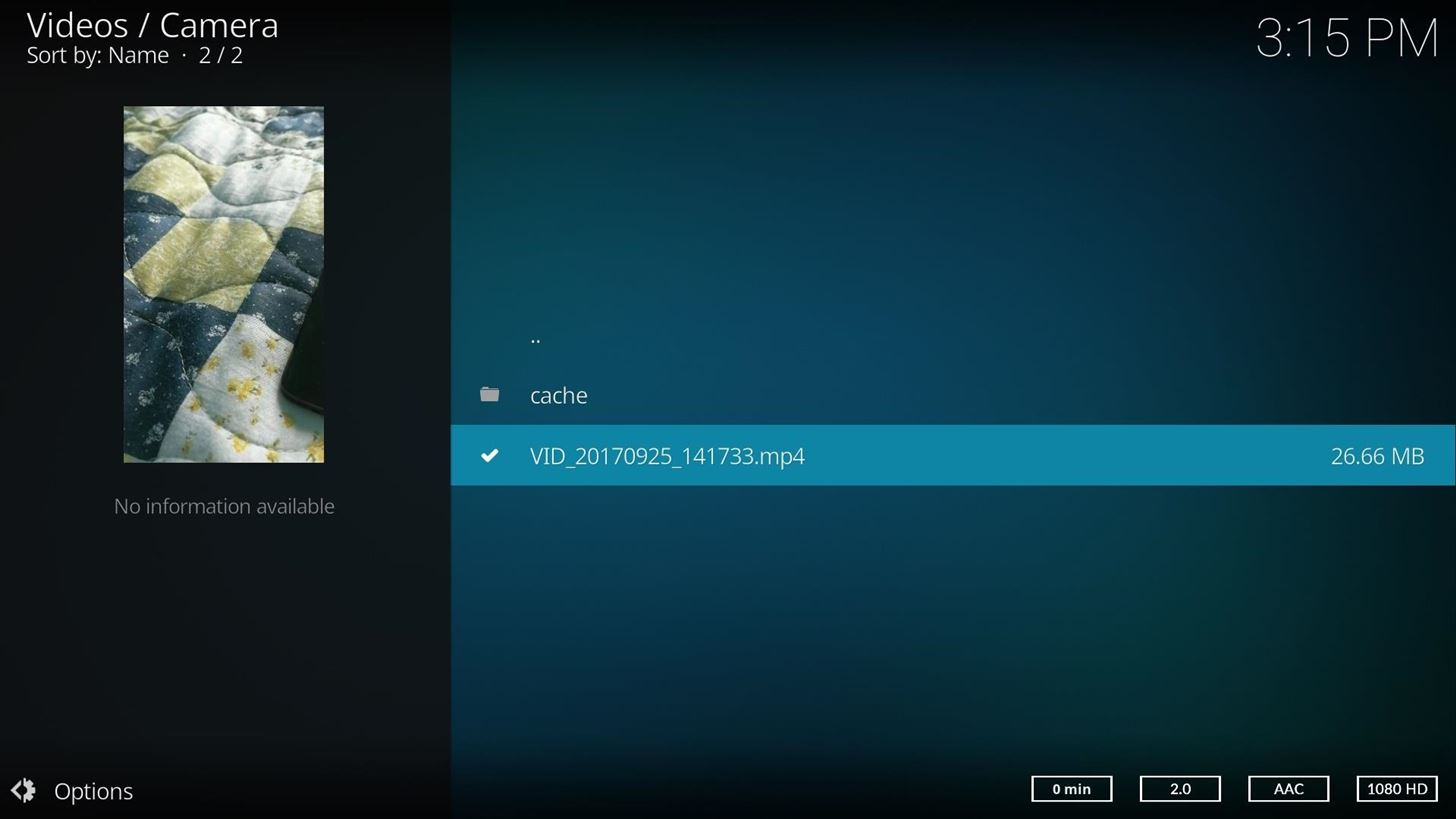how to get youtube playing properly in kodi