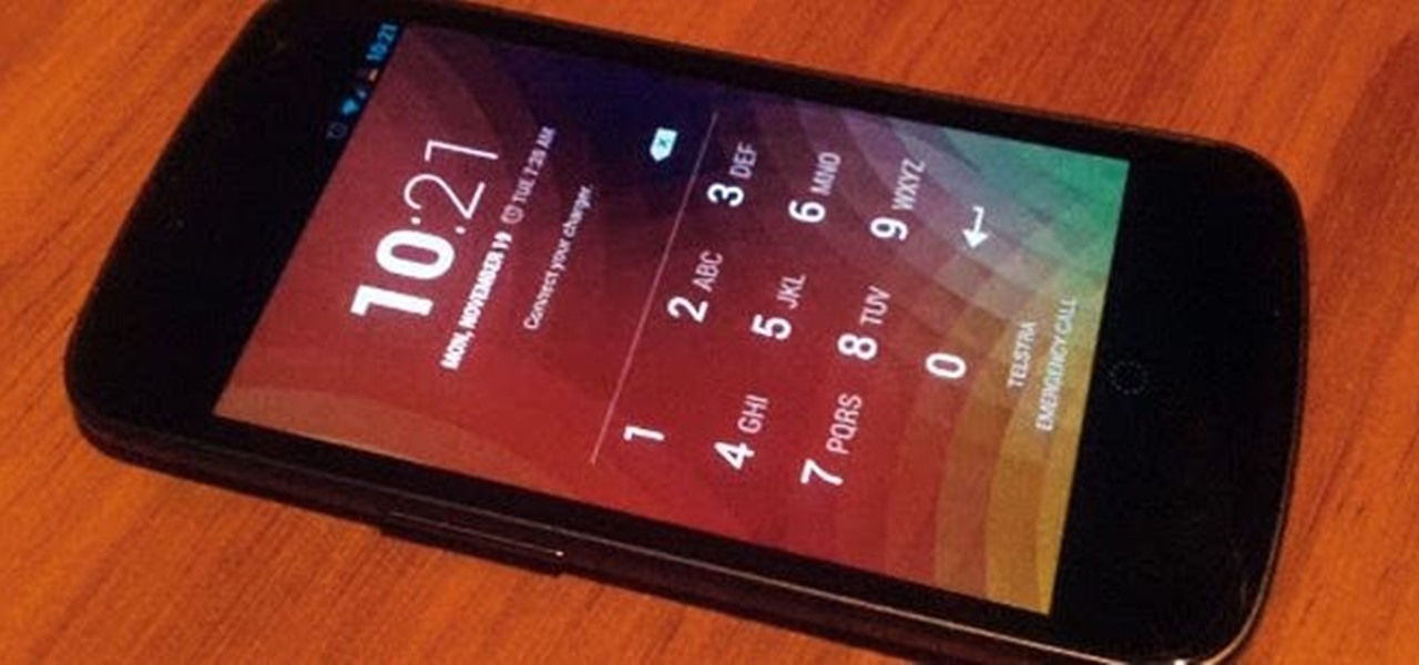 Disable Widgets and Camera Access on the Lockscreen in Android Jelly Bean 4.2