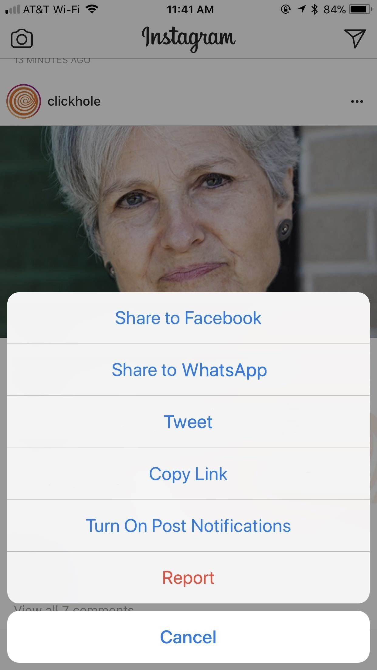 Instagram 101: How to Share Directly to WhatsApp on Android or iPhone