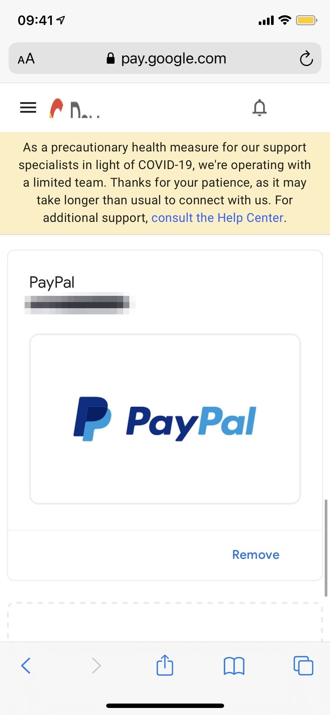 How to Add PayPal to Google Pay as a Payment Method to Use in Gmail, YouTube & Other Google Services