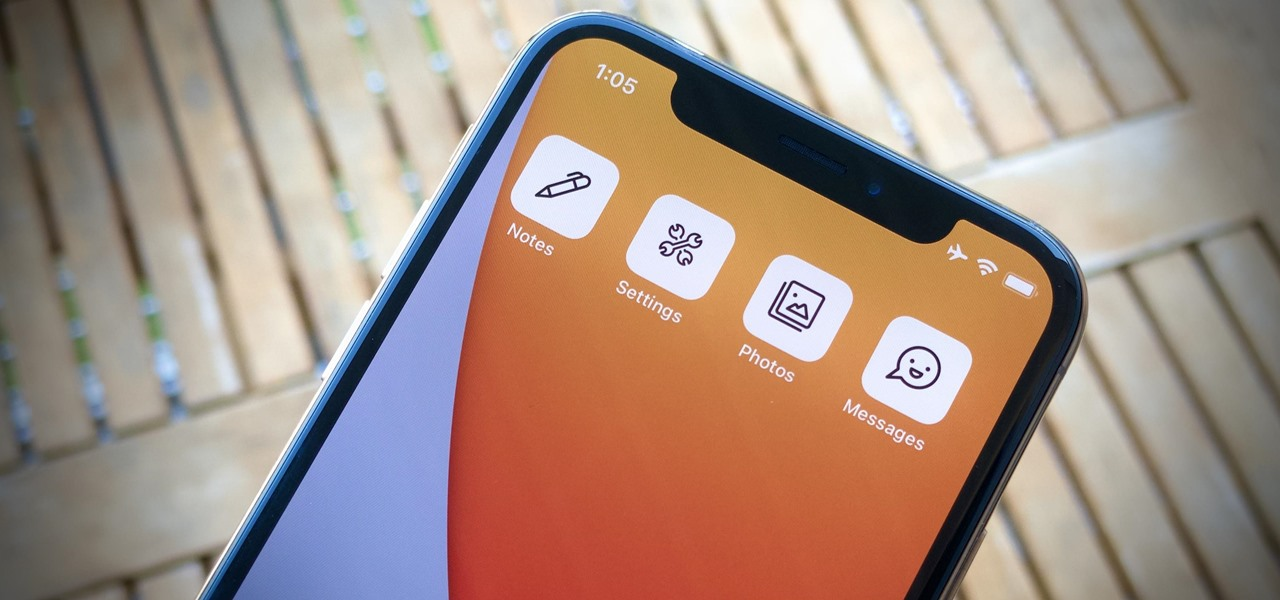 Use Custom App Icon Images to Modify Your iPhone's Home Screen Look