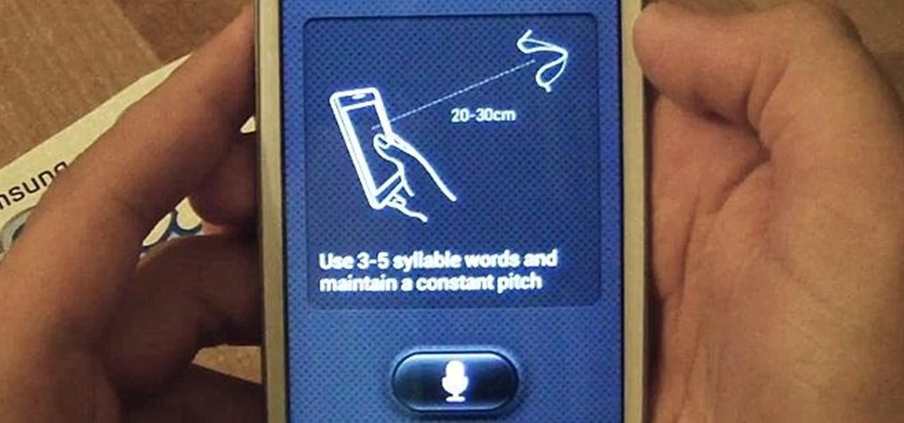 Use S Voice Commands on a Samsung Galaxy Note 2 & Galaxy S3 to Unlock, Open Camera, & More
