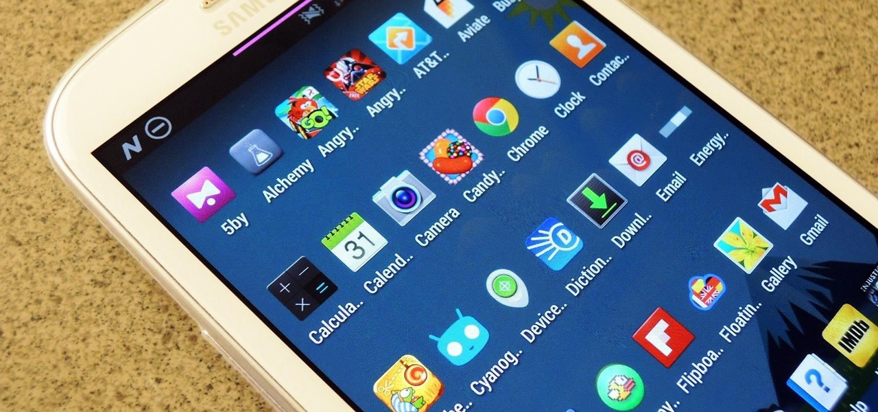 Turn the Google Now Launcher on Your Galaxy S3 into a Home Screen Powerhouse