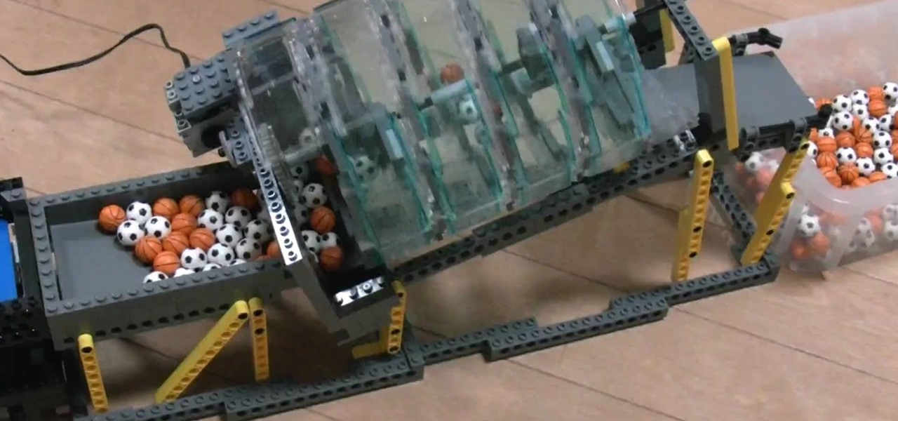 Amazingly Complex, Yet Simple LEGO Contraptions in Rube Goldberg Fashion