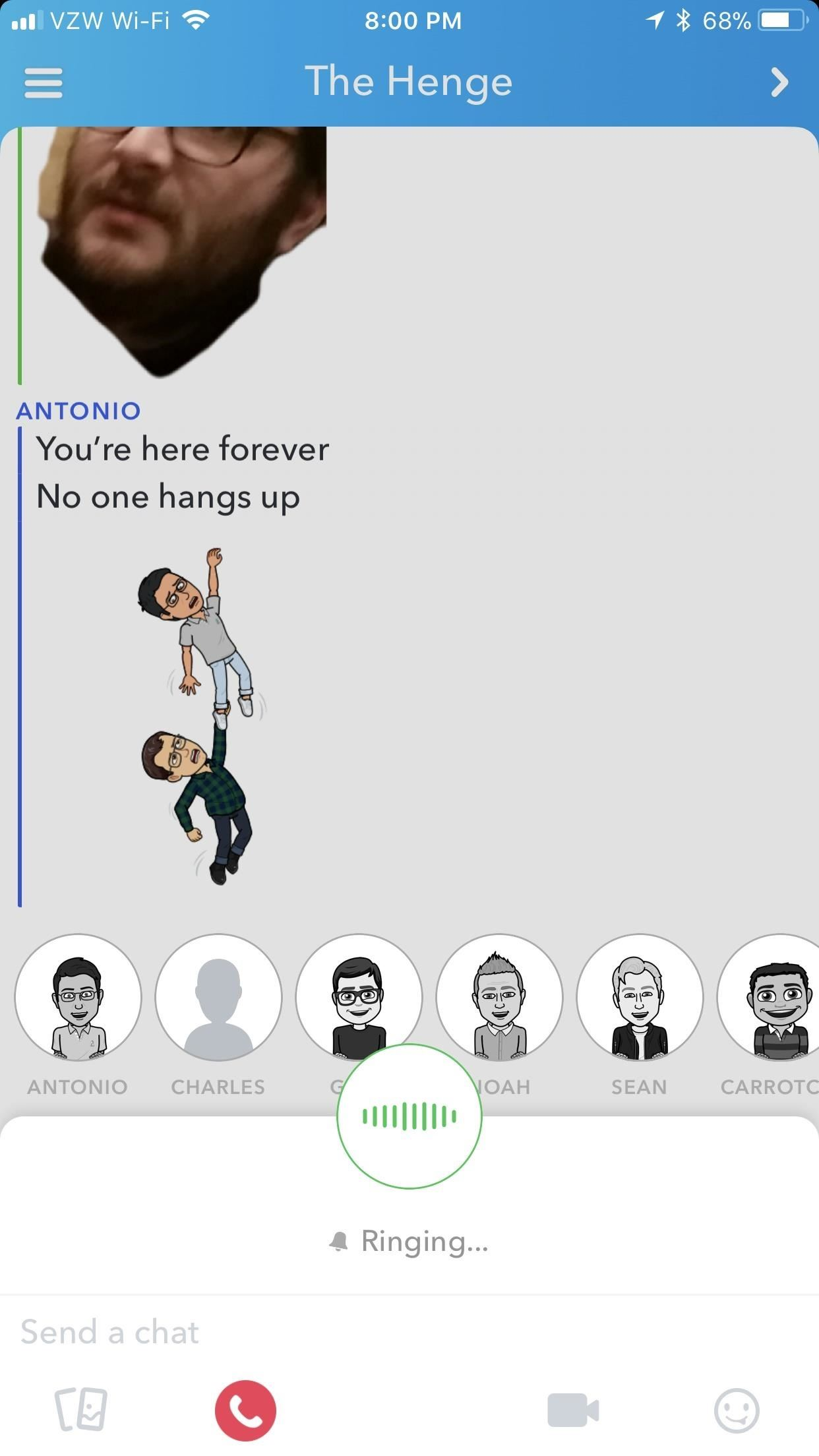 Snapchat 101: How to Audio & Video Chat with Multiple Users at the Same Time in Groups