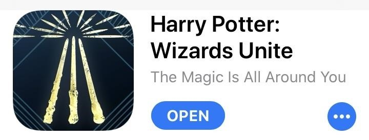Play Harry Potter Wizards Unite on Your iPhone Before Everyone Else