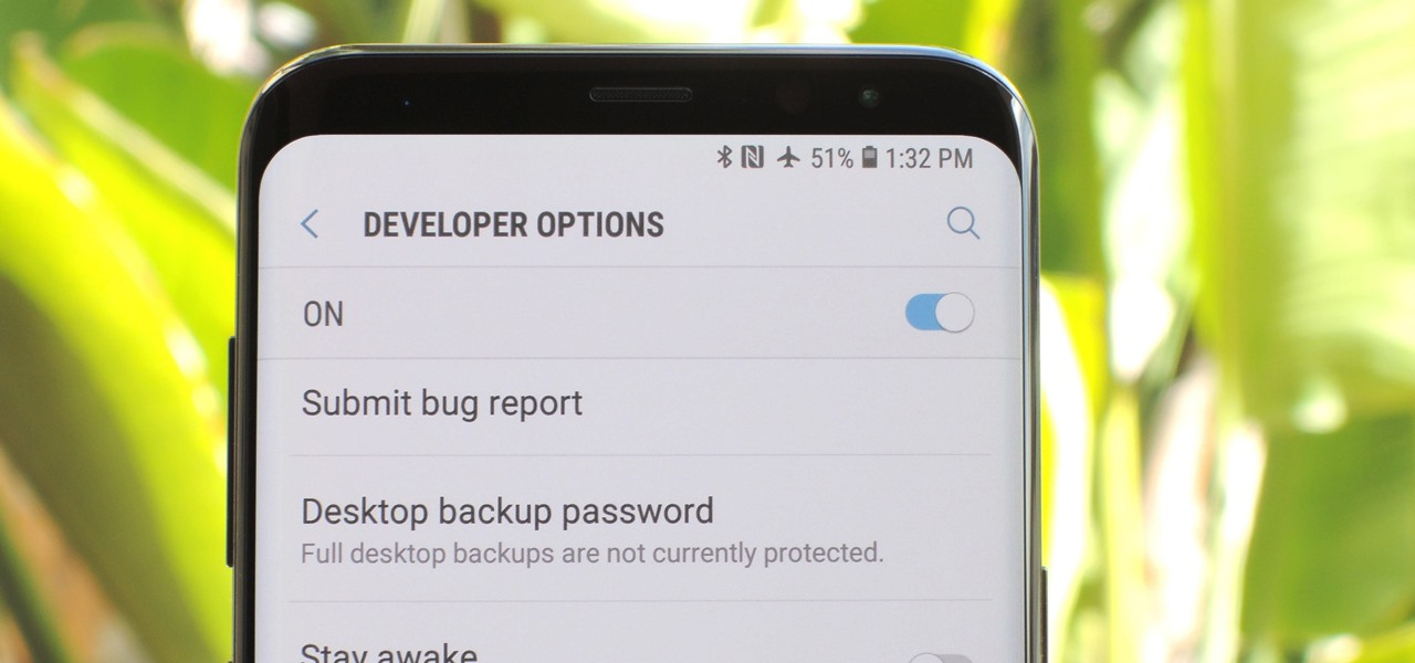 Activate Developer Options on Your Galaxy S9