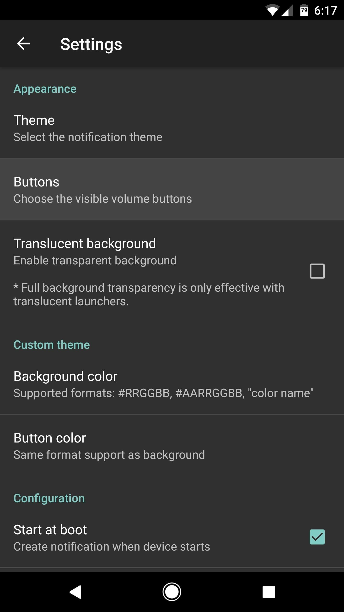Control Media, Ringtone & Call Volume from Your Notification