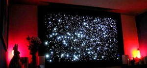 Build an Illuminated Star Map