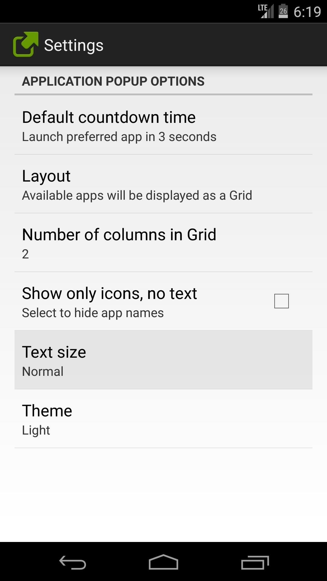 "Revamp the ""Complete Action Using"" Dialog for a Better Way to Open Files on Android"