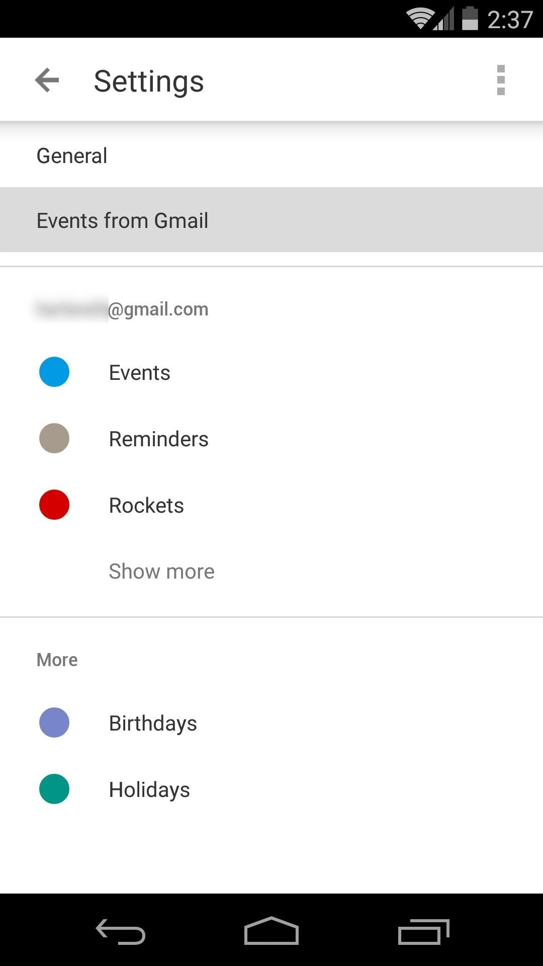 Google Calendar Gets a Huge Makeover & New Features (APK Inside)