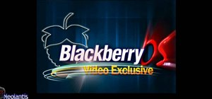 Wipe a blackberry bbsak easily