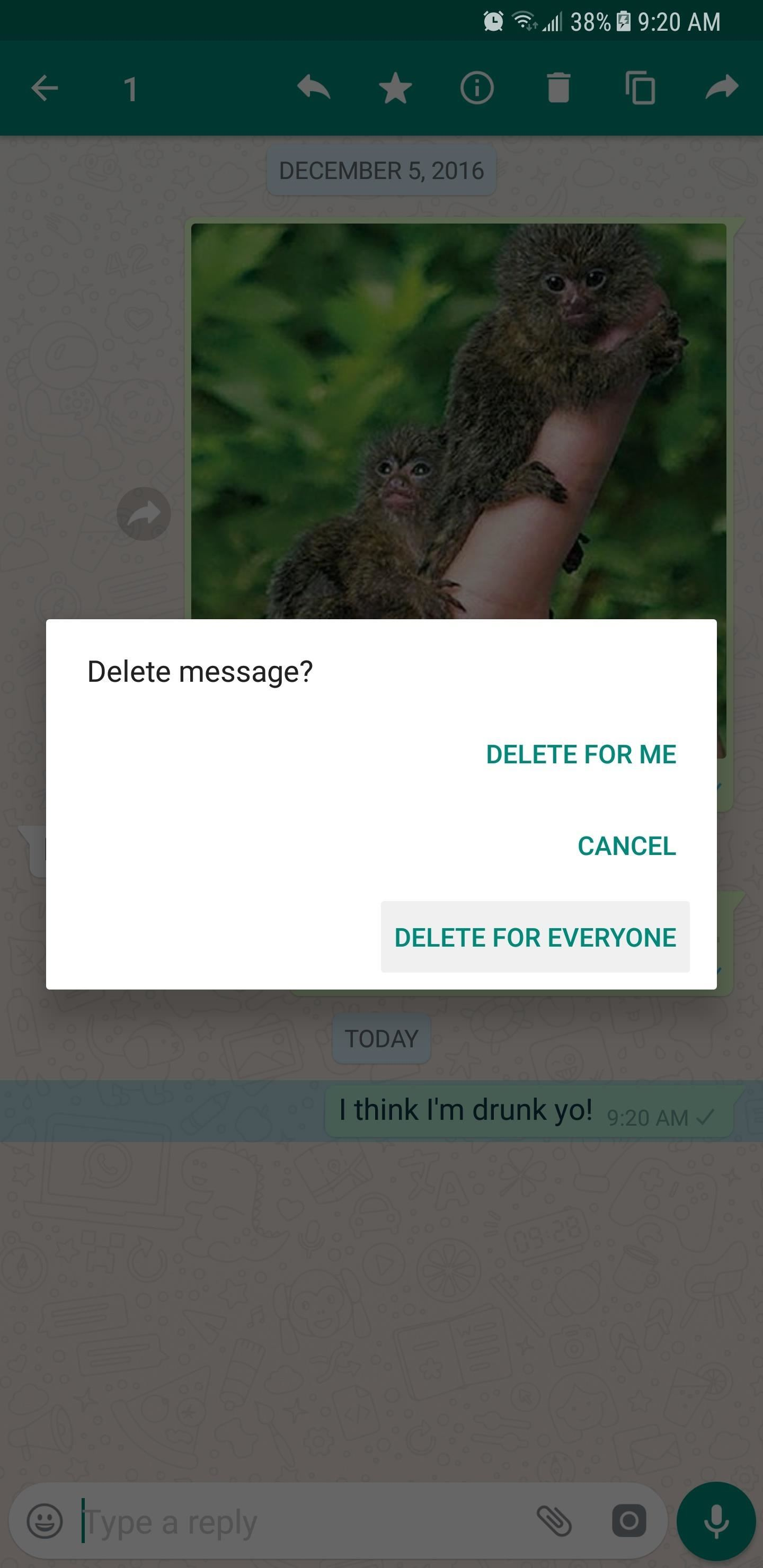 WhatsApp 101: How to Delete Sent Messages on iPhone or Android