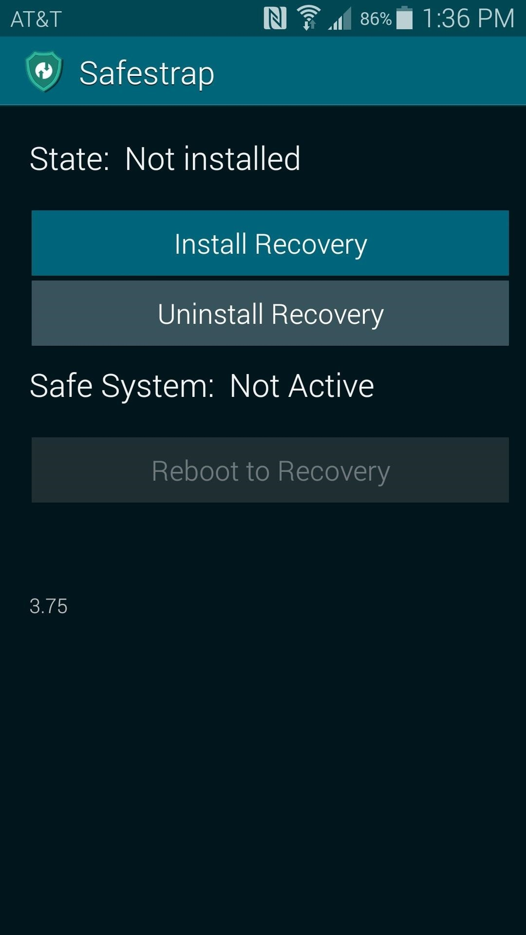 How to Install a Custom Recovery on Your Bootloader-Locked Galaxy S5 (AT&T or Verizon)
