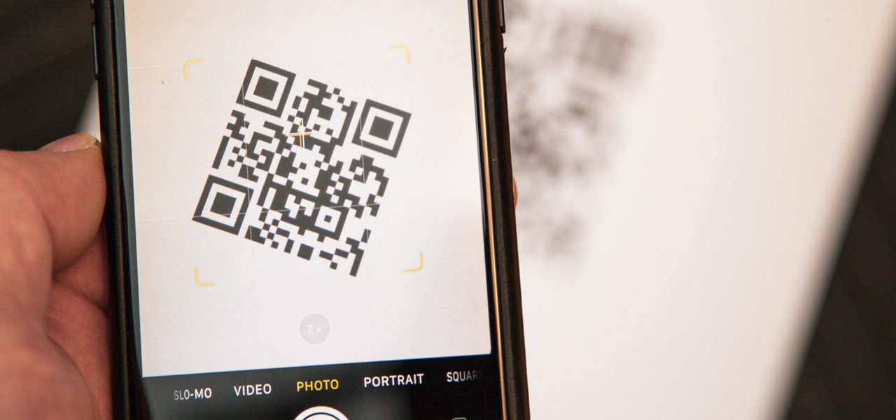 Scan QR Codes More Easily on Your iPhone