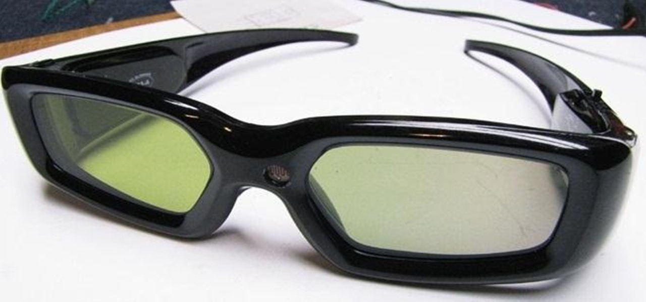 Hack a Pair of Cheap Active Shutter 3D Specs into Light-Detecting, Auto-Tinting Sunglasses