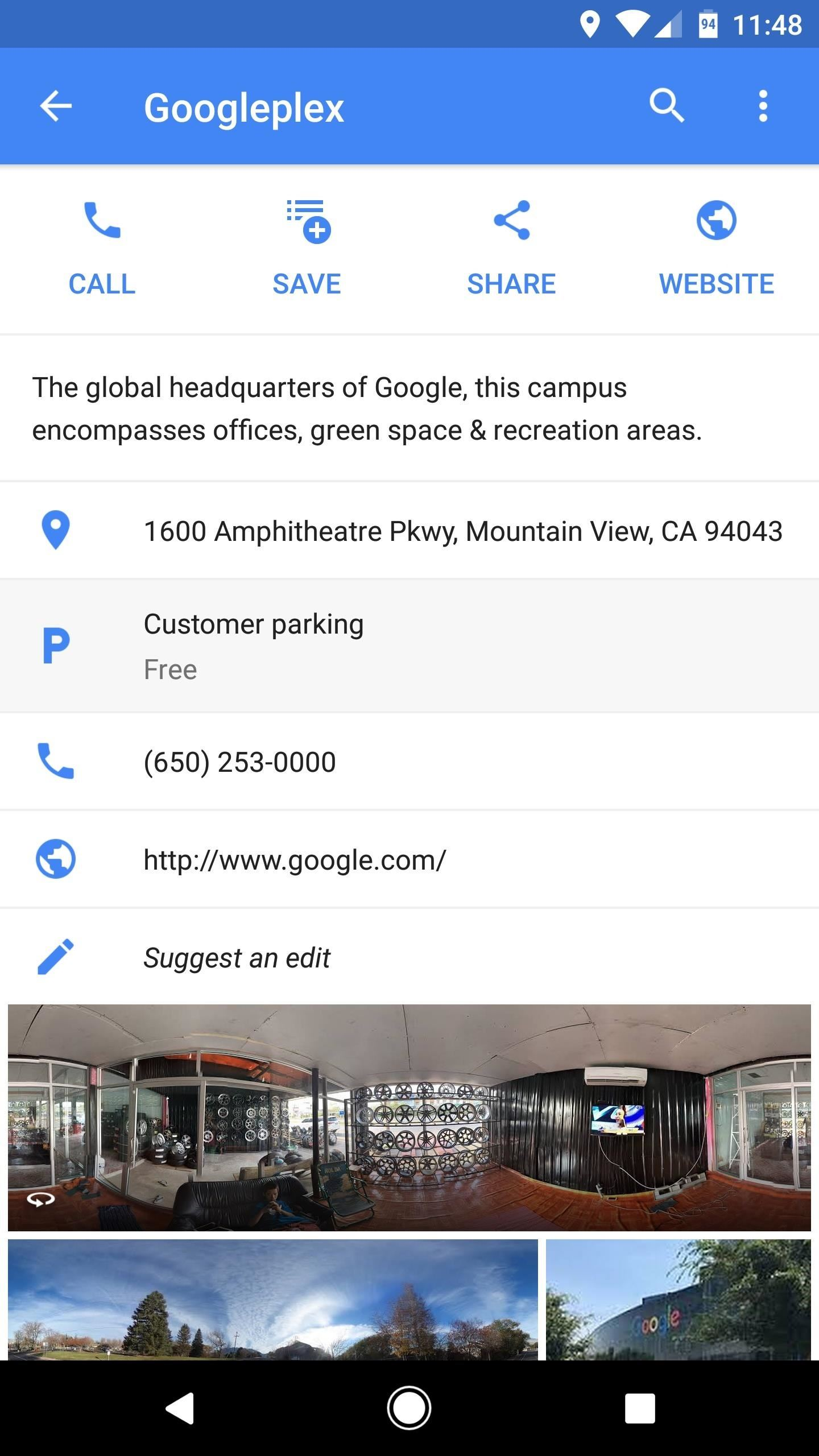 Google Maps Will Now Tell You if There's On-Site Parking at Your Destination