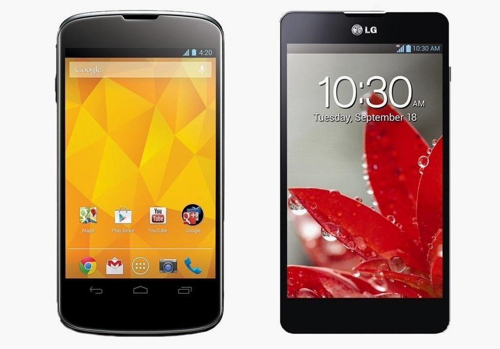How to Convert Your LG Optimus G into a Google Nexus 4