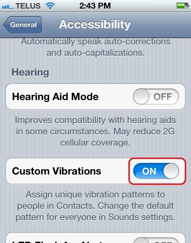 How to Create Custom Vibration Notifications for iPhone