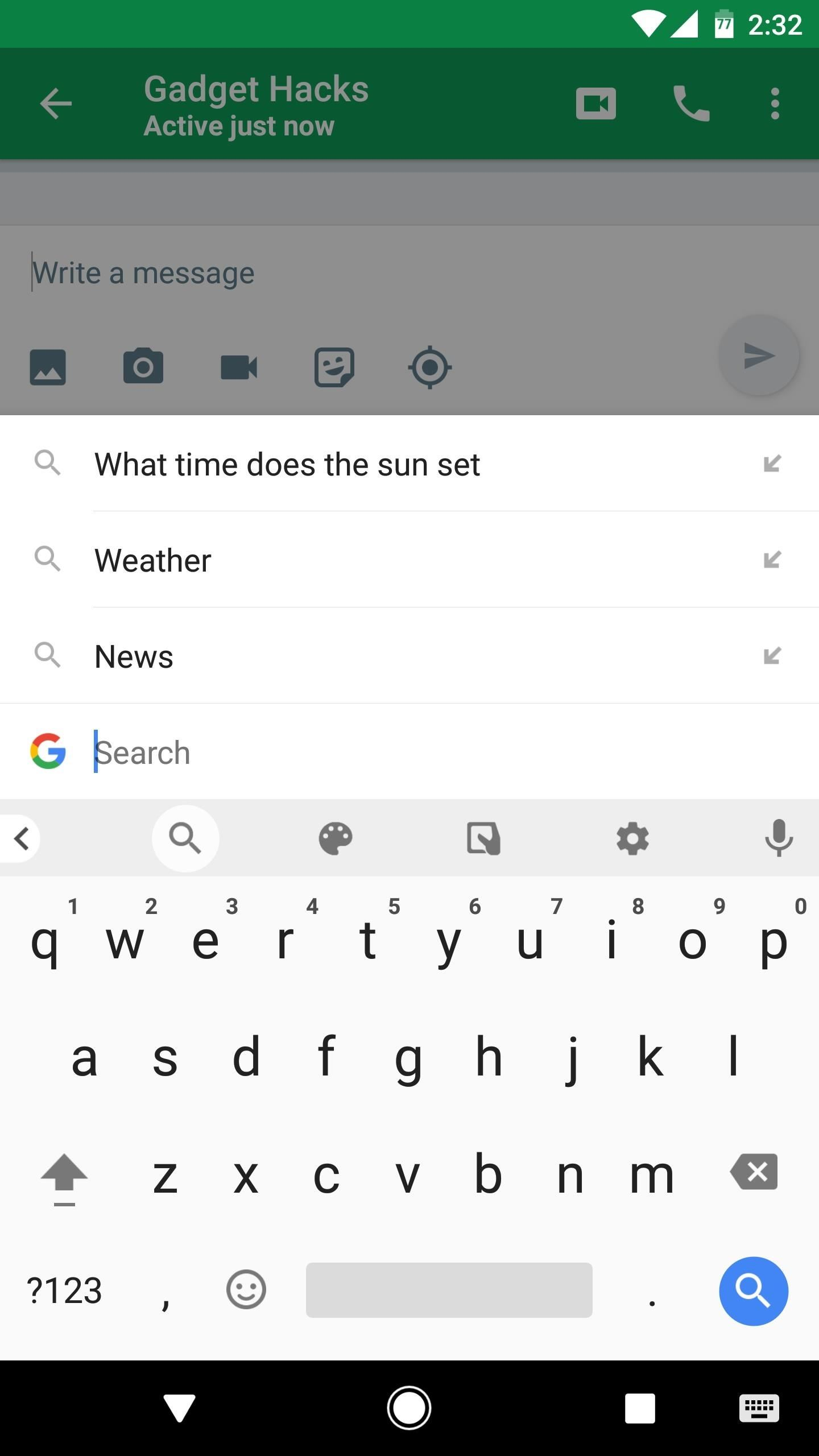 Google Finally Made Gboard Available for Android (APK Download)