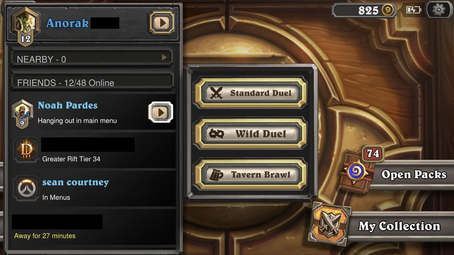 Now You Can Share & Borrow Hearthstone Decks with Your Friends