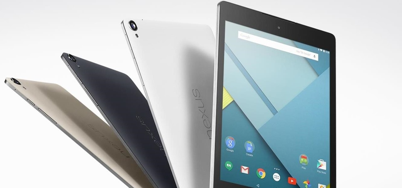 Pre-Order the Nexus 9 a Day Before Google Will Let You