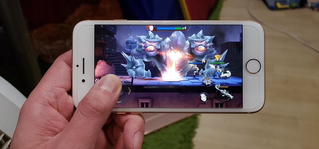 Play Contra Return on Your iPhone & Relive the Glory Days of Classic Nintendo Gaming