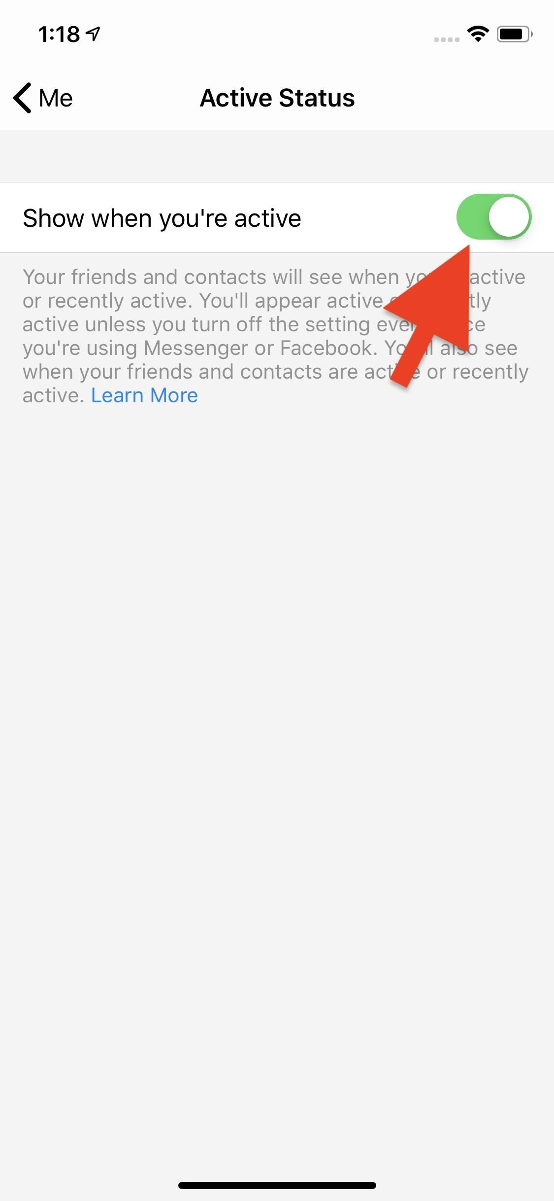 How to Hide Your Active Status in Facebook Messenger to Go Incognito Online