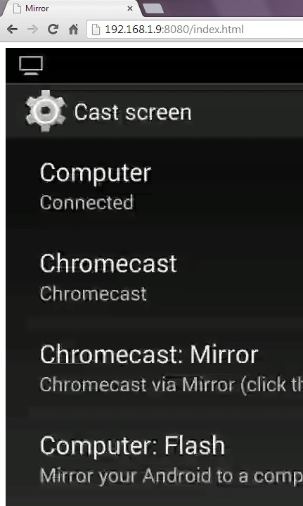 How to Mirror Your Nexus 5's Display on Your TV Using Chromecast
