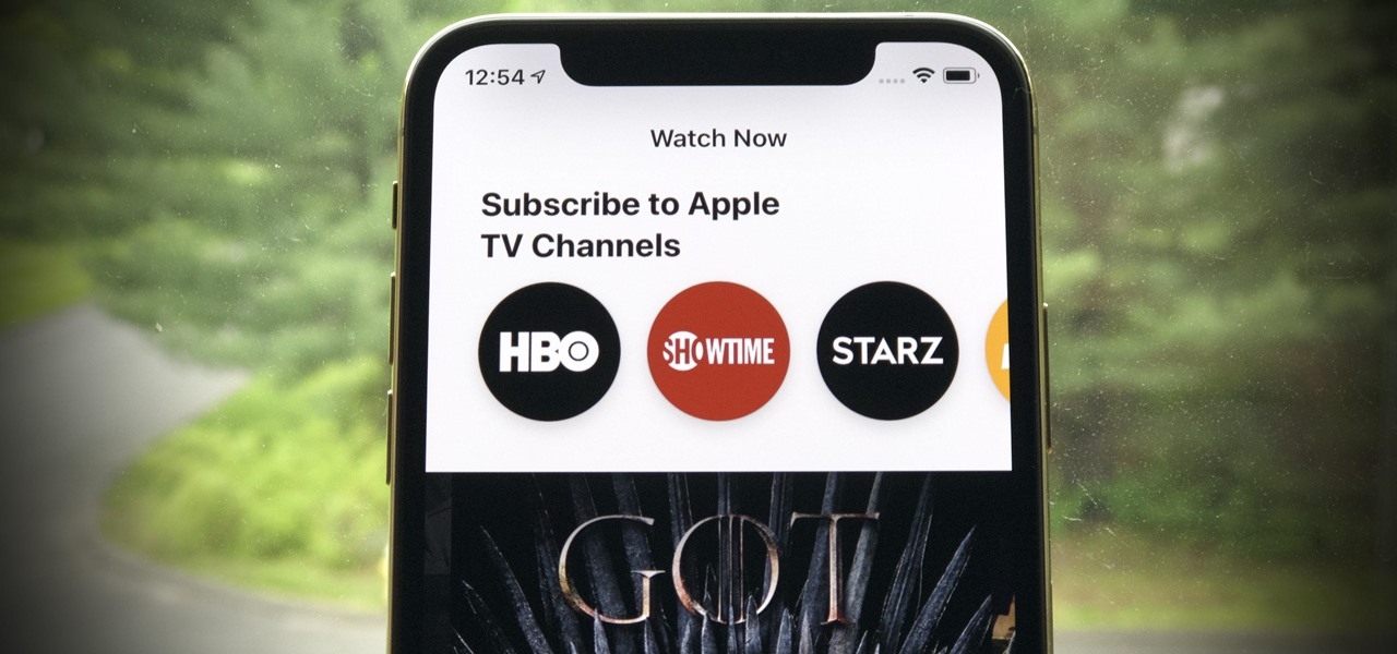 iOS 12 3 Features You Don't Want to Miss, Including Apple TV
