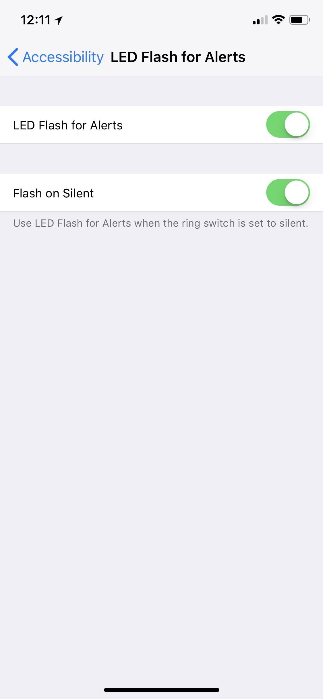 How to Set Up LED Flash Alerts on Your iPhone & Never Miss Another Notification Again