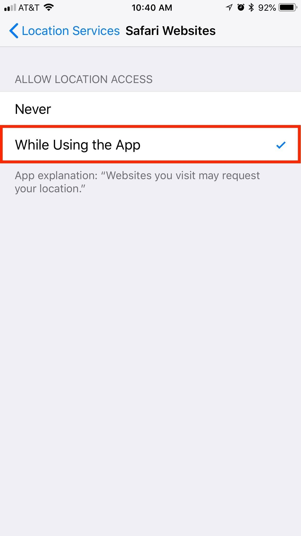 14 Safari Privacy Settings You Need to Check on Your iPhone