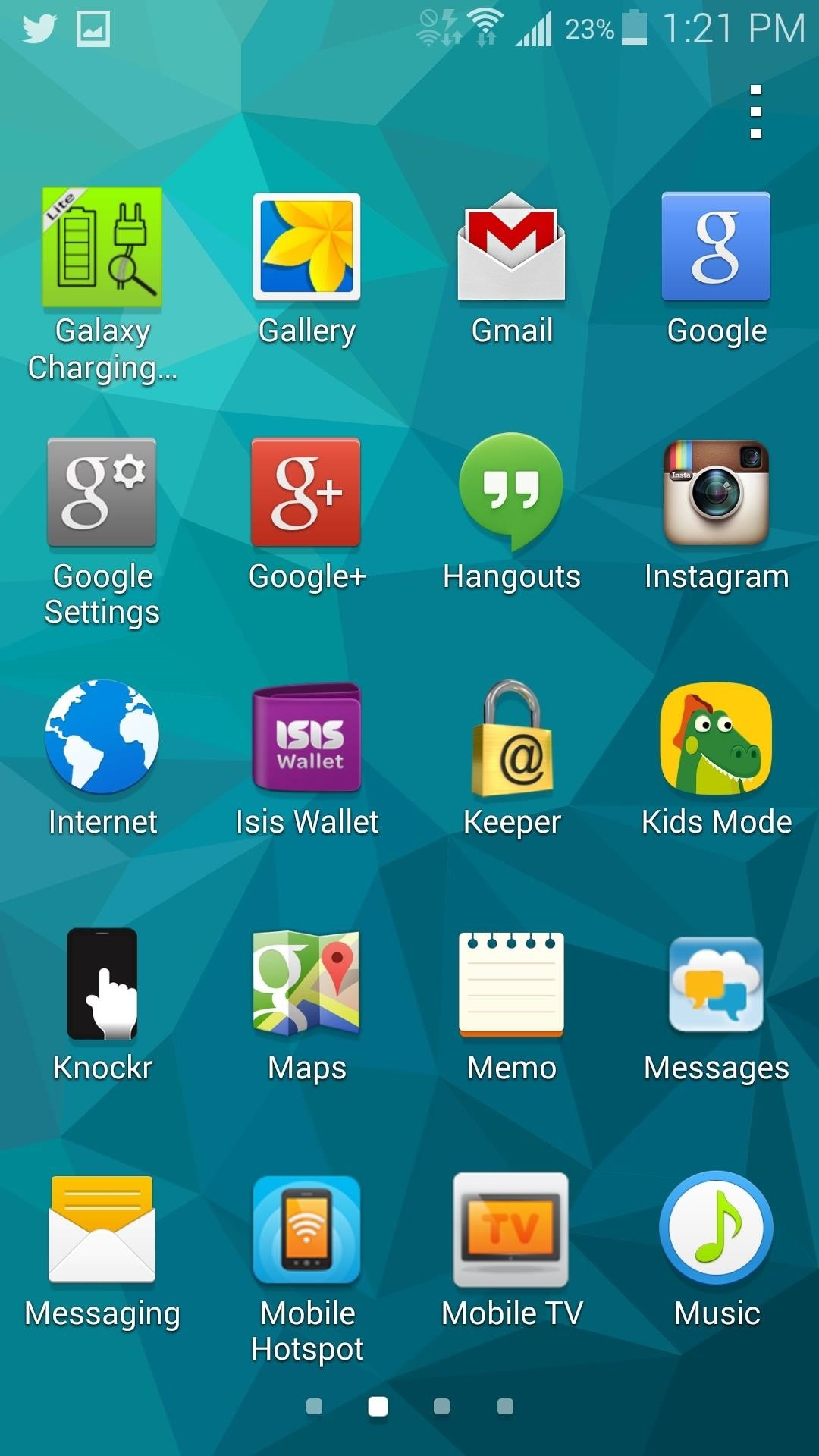 How To Enable Kids Mode On Your Galaxy S5 Samsung Galaxy S5