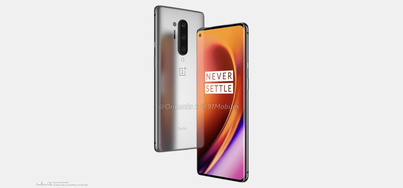 OnePlus 8 Pro Leaked Spec Sheet & Rumored Features