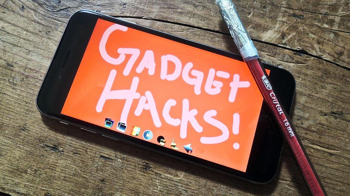 Make an Easy DIY Stylus for Your iPhone 6 or 6 Plus Using Stuff You Already Have